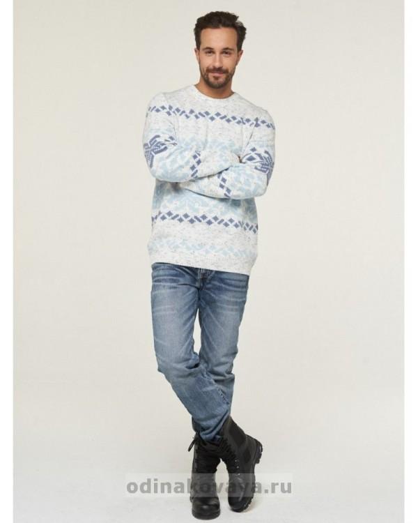 Комплект свитеров для всей семьи ЛЕДНИКОВЫЙ ПЕРИОД белый