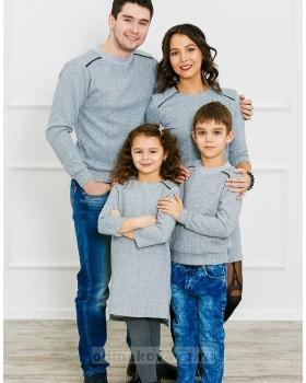 Одинаковая одежда для всей семьи Косы М-274