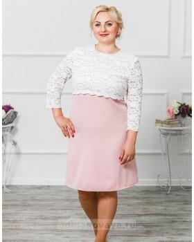 Платье Мелания PLUS М-292