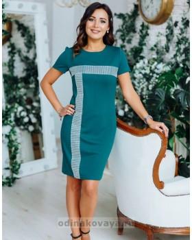 Платье Муза М-2150 бирюзовый
