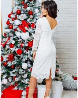 Кружевное платье Беверли М-2105