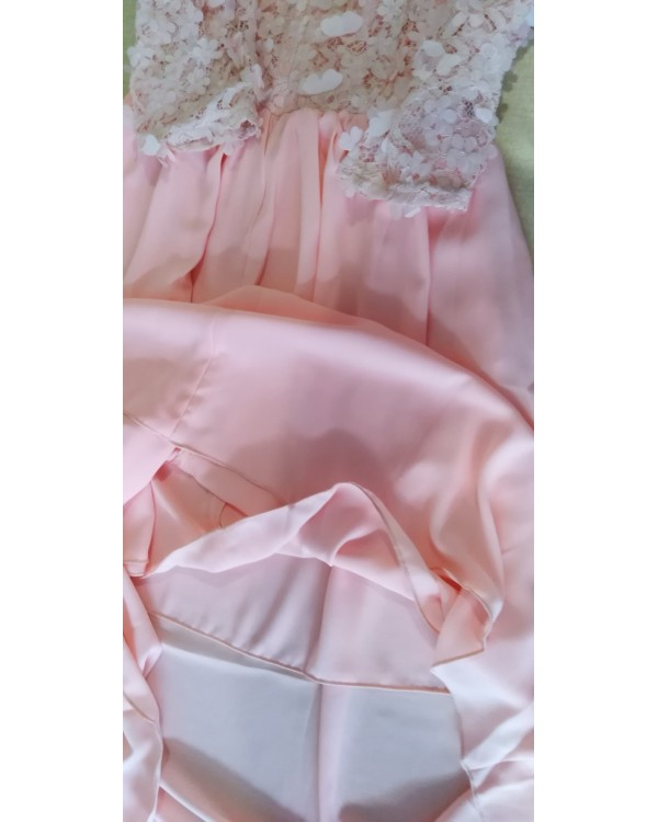 Нарядное платье-миди Флёр М-2108