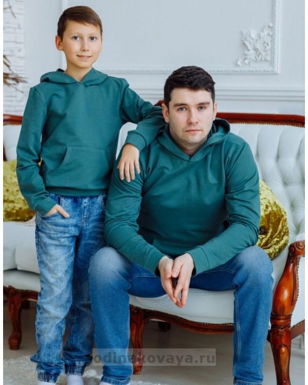 Одинаковая одежда для всей семьи Кейси М 2167 хаки