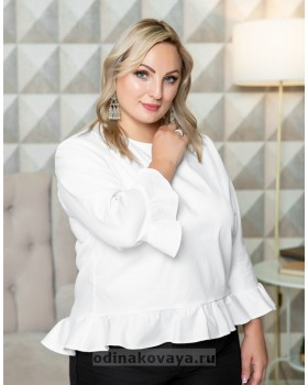 Блуза Эмма PLUS М-1087
