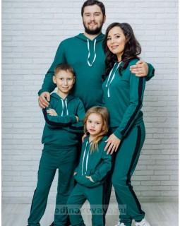 Парные спортивные костюмы Кэжуал М-2090