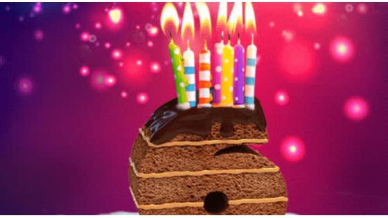 Мы празднуем 6 лет!